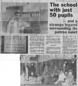 Runcorn World - The School With Just 50 Pupils
