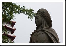 Statue of Mulan