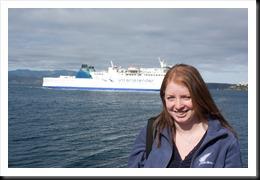 Leela & Interislander Ferry